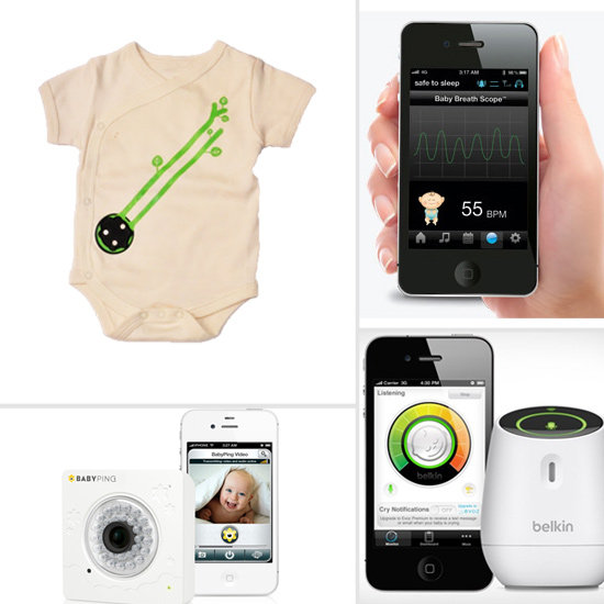 Eavesdropping: Baby Monitors Go Tech as Parents Want More Info Than Ever