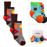 Keep Him Warm: Adorable Baby Boy Socks