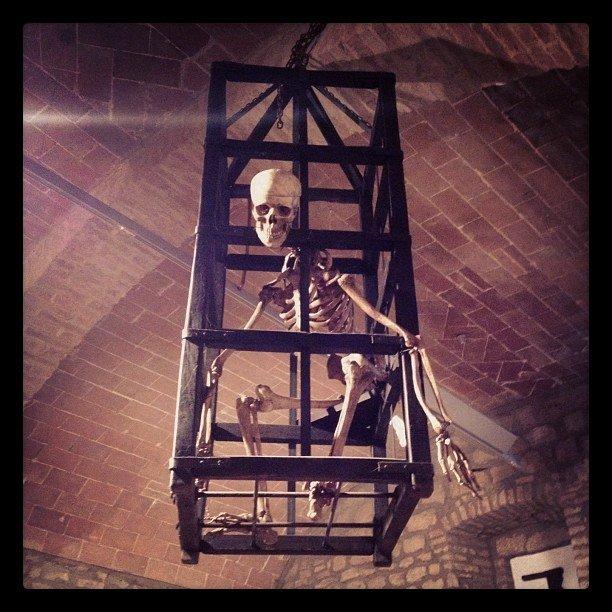 Visit a Torture Museum
