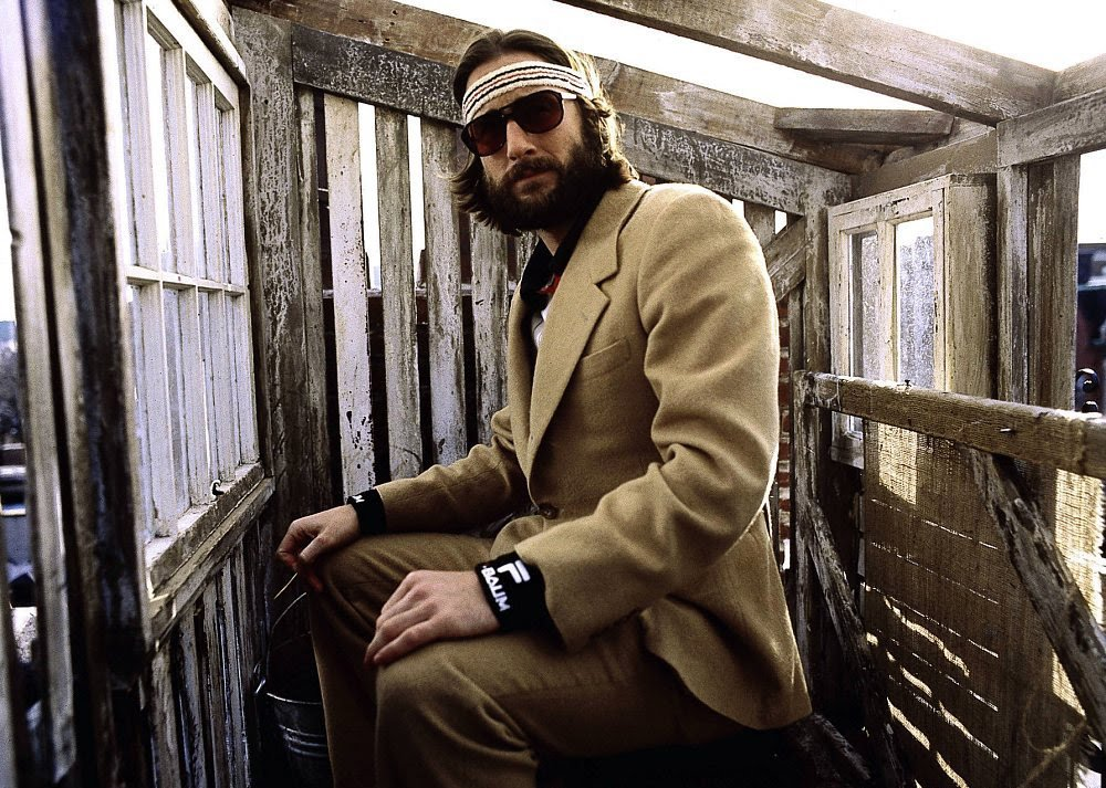 Richie Tenenbaum From The Royal Tenenbaums