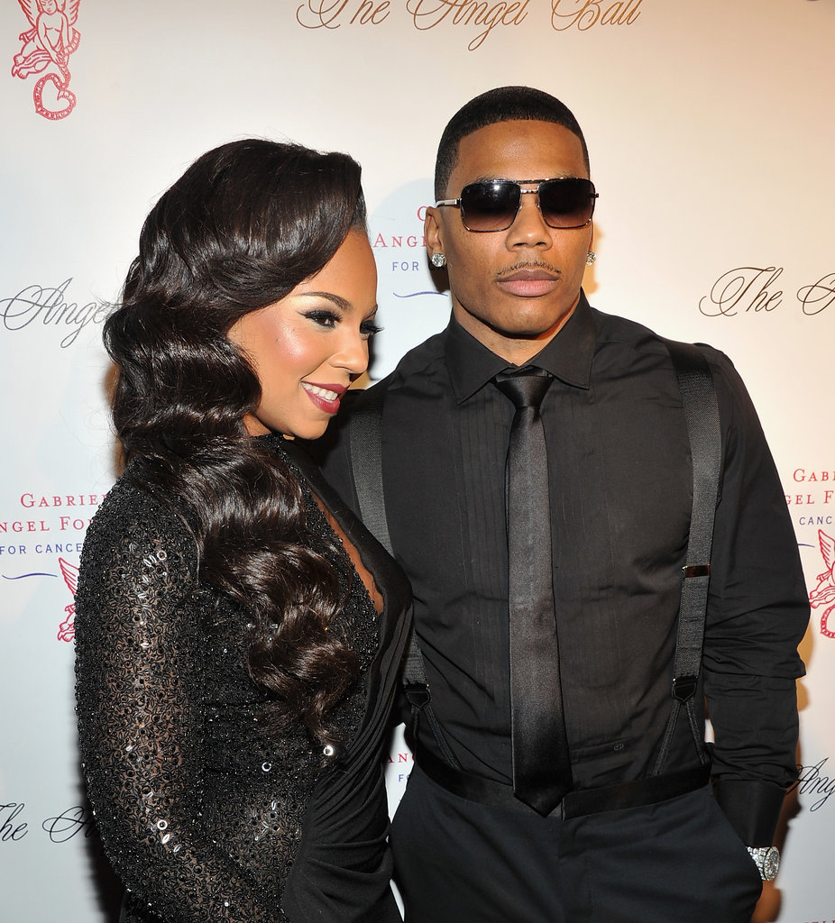 Ashanti and Nelly stepped out for the event in New York City.