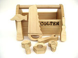 Personalized Wooden Tools