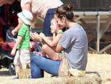 Jennifer Garner and Seraphina