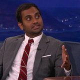 Aziz Ansari Talks Marriage (Video)