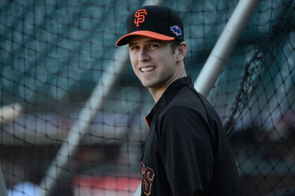 Buster Posey, Giants