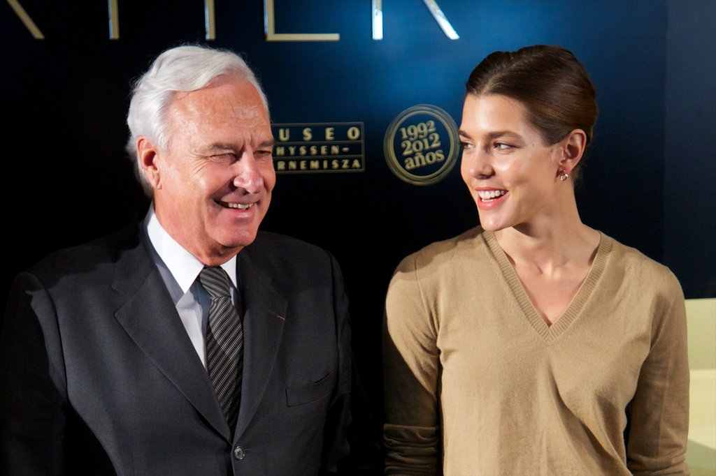 Cartier Opens Its Stunning Archives for Charlotte Casiraghi