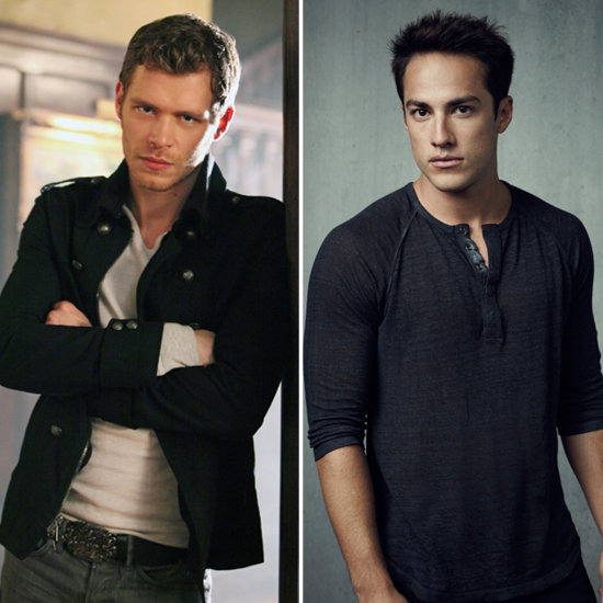 Klaus From The Vampire Diaries as Tyler . . . From The Vampire Diaries
