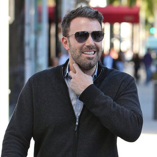 Ben Affleck Shopping on Rodeo Drive | Pictures