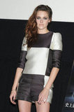 Kristen Stewart was in Japan for Breaking Dawn Part 2.