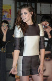 Kristen Stewart posed for photos at an event to promoteBreaking Dawn — Part 2 in Japan.