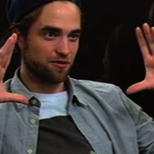 Robert Pattinson Talks Sex Scenes On Aussie Radio