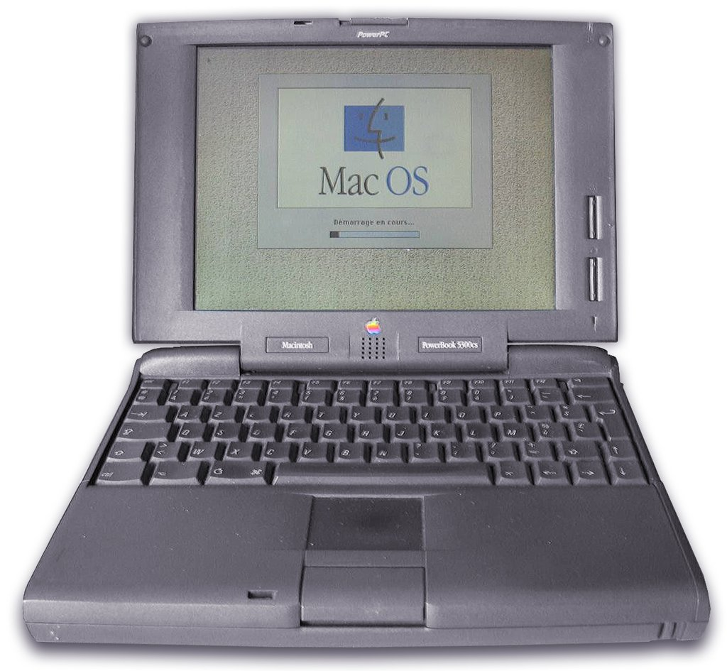 1995 — PowerBook 5300 Series