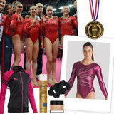 US Gymnast Halloween Costume | 2012