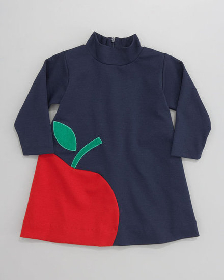 Florence Eiseman Apple Dress
