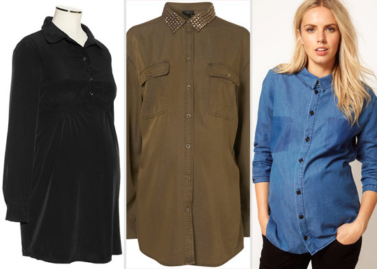 A Button-Down or Tunic