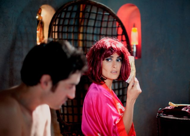 Salma Hayek as Lola in Americano, 2011