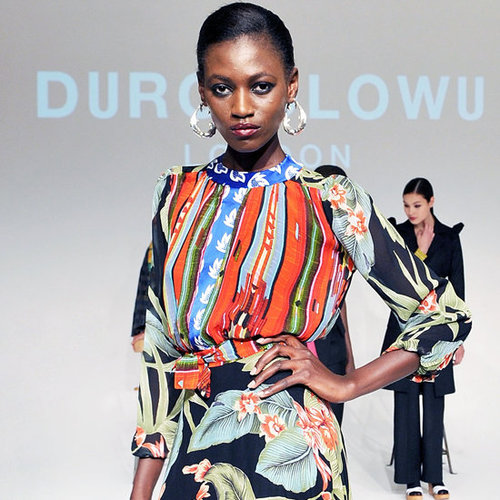 Fall 2011 New York Fashion Week: Duro Olowu