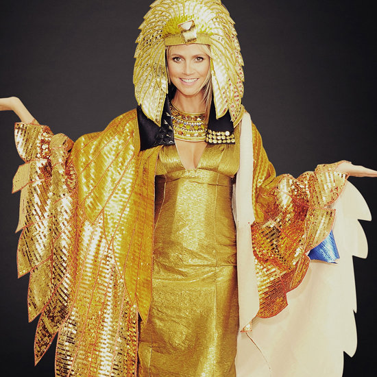 A Look Back at Heidi Klum's Most Inspiring Halloween Costumes
