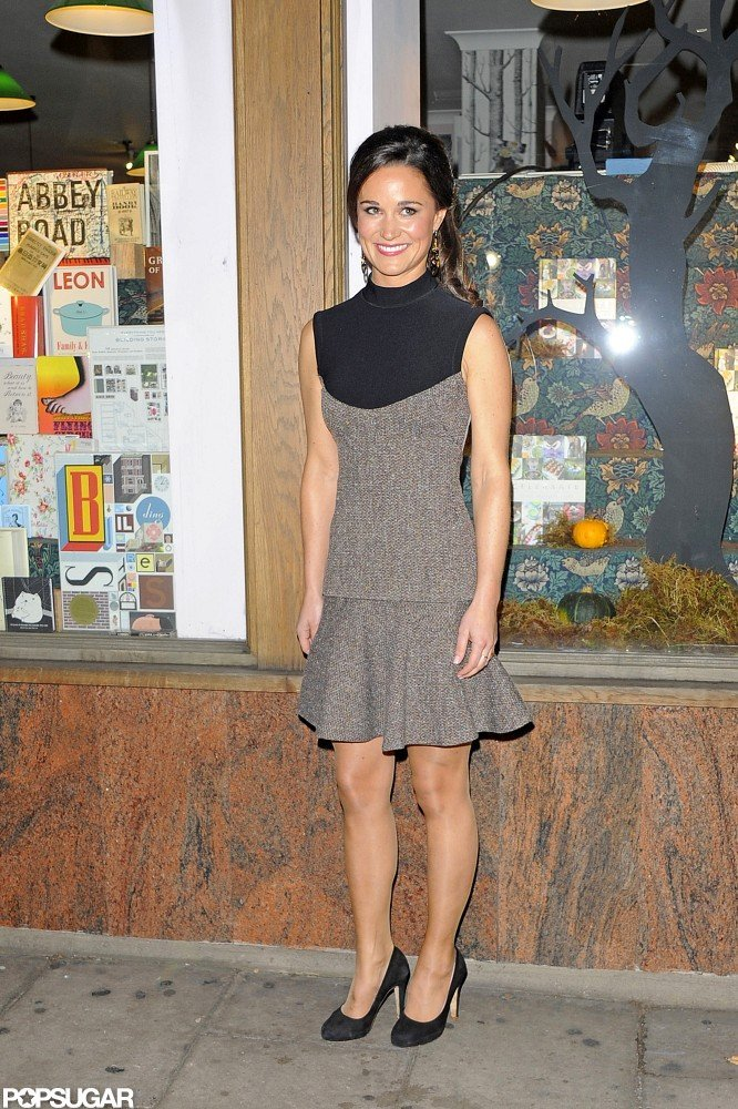 Pippa Middleton was in London.