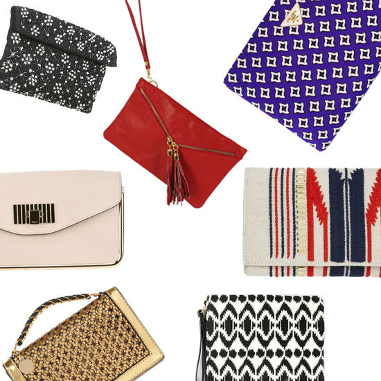 Accessory of the Week: Top Ten Clutch Bags for the Races