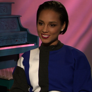 Interview With Alicia Keys About Motherhood and App