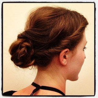 Pictures of Updos on Instagram