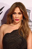 J Lo Celebrates Her Belated 1-Year Anniversary at a Charity Gala