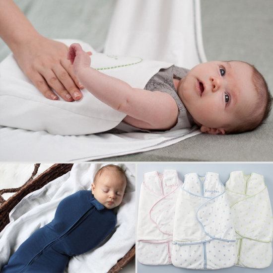 Swaddle and Sack Your Baby's Way to a Better Night's Sleep