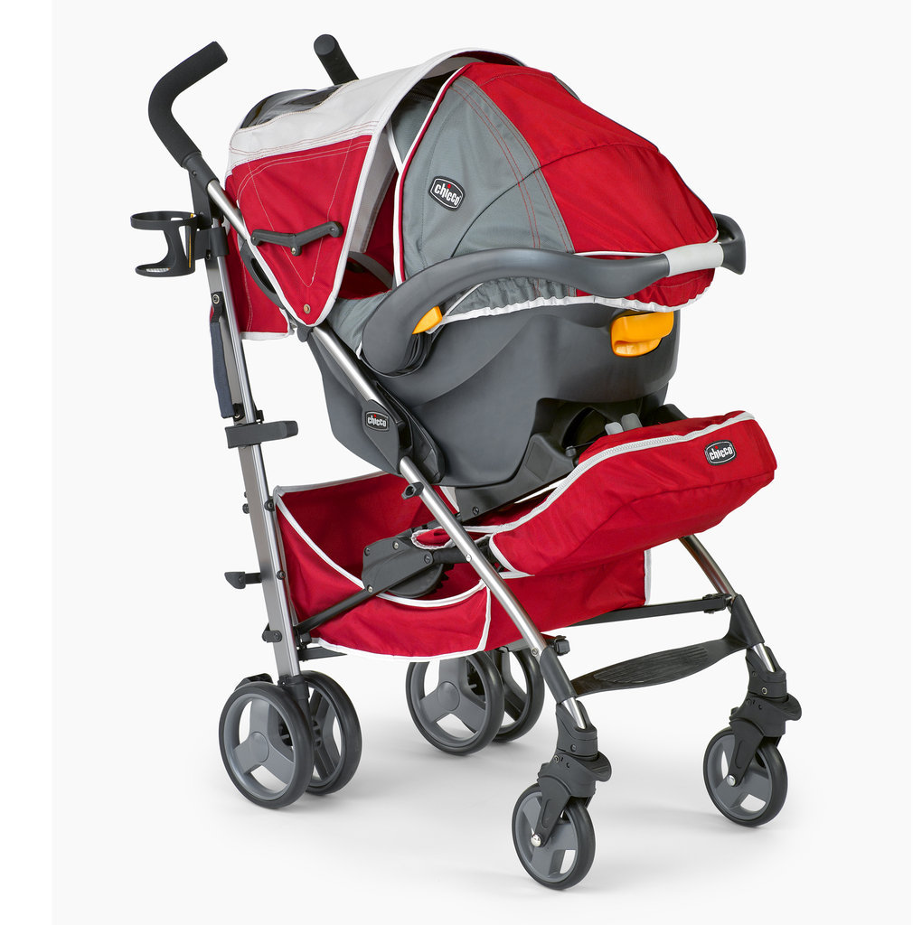 Tips For Easing The Journey: Bring A Snap-and-Go Stroller