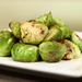 Maple Miso Brussels Sprouts!