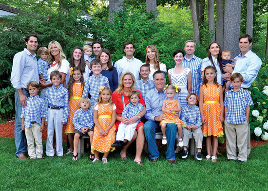 Get to Know Mitt Romney's Daughters-in-Law