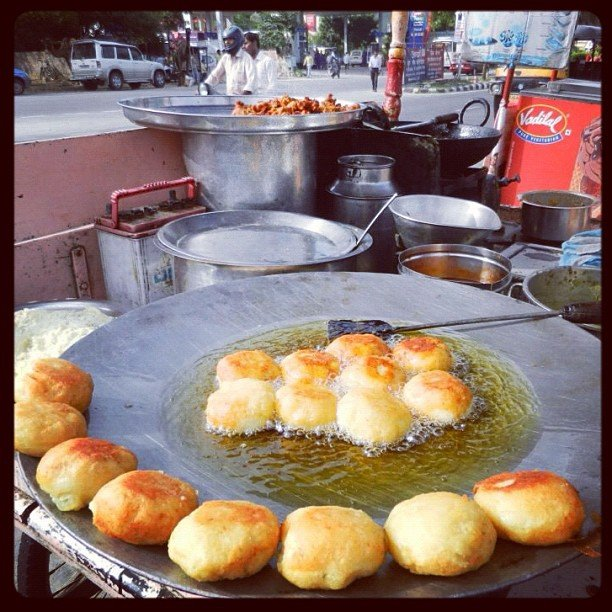 Aloo Chaat in Jaipur
