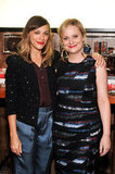 Rashida Jones and Amy Poehler attended the Wantful: The Art of Giving event in LA.