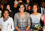 Michelle Obama on Barack's Fight For Middle-Class Families and the Economy