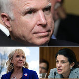 John McCain and 6 Other Republicans Showing Support For Birth Control