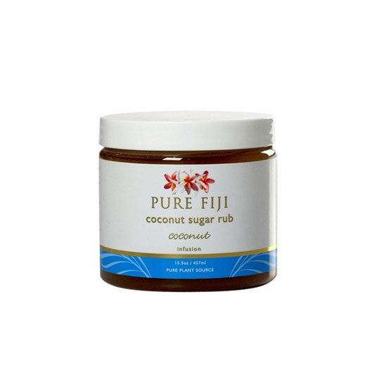 Pure Fiji Coconut Sugar Rub, $43
