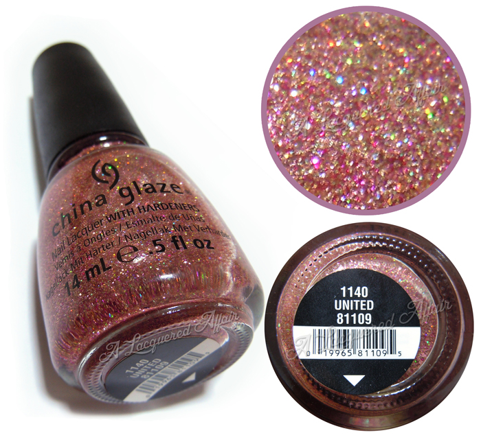 China Glaze United