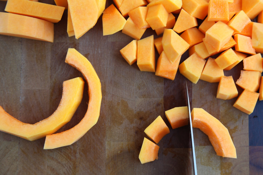 Have You Ever Prepped a Butternut Squash Before?