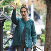 Sarah Jessica Parker Returns Home Following Sandy | Pictures