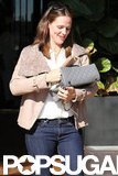 Jennifer Garner was out in LA.