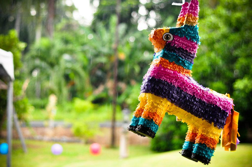 Stuff a Piñata