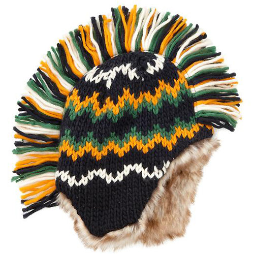 Shop hats for boys in an assortment of fantastic styles, including bucket hats that are ideal for the beach, ball caps for playing catch in the backyard, trapper hats and beanies for wear on cold winter days, and stylish trucker hats that are perfect for casual wear.