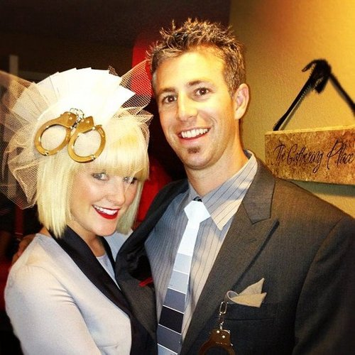50 Shades of Grey Halloween Costumes 2012