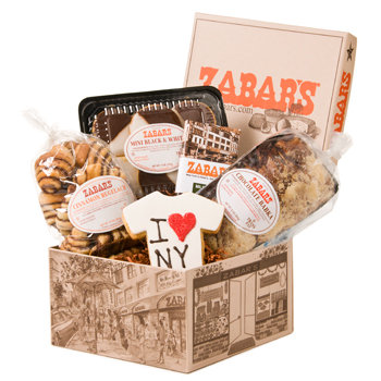 Zabar's New York Goodies Box