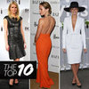 Top Ten Best Dressed Celebrity Looks This Week: Emily Blunt