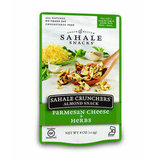 Sahale Snacks Crunchers: Parmesan Cheese + Herbs