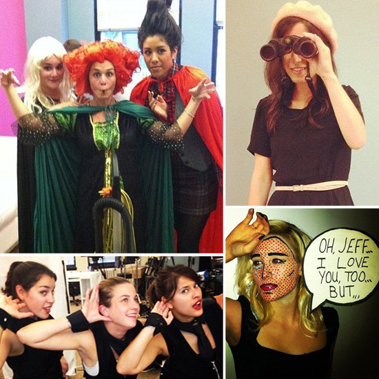 PopSugar Halloween: See Editors and More Dressed in Pop Culture Costumes!