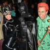 Kim Kardashian and Kanye West in Halloween Costumes 2012
