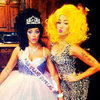 Celebrity Halloween Pictures 2012