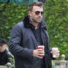 Ben Affleck at Starbucks Post-Halloween | Pictures